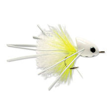 Orvis Sneaky Pete Popper- White