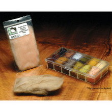 Hareline Superfine Dry Fly Dubbing (Dubbing Box Not Included)