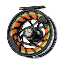 Orvis American Mirage Big Game Fly Reel- Midnight