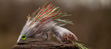 AHREX TP650 – 26 Degree Bent Streamer Hook (Tied by my bro Andreas Andersson)