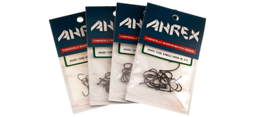 AHREX HR431 Single Tube- Barbless