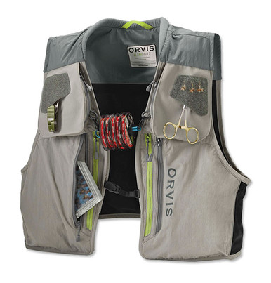 Orvis Ultralight Fly Fishing Vest (Accessories not included)
