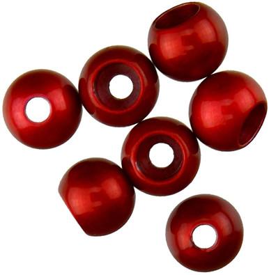 Spirit River Hot Bead Beadheads- Metallic Red