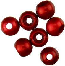 Spirit River Hot Bead Beadheads- Metallic Red