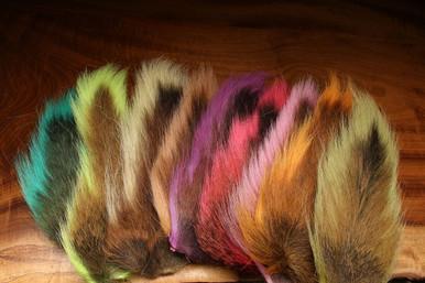 Hareline Pastel Northern Bucktails