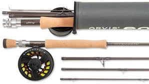 Orvis Encounter 9 Foot 8 Weight Fly Rod / Reel Outfit