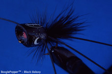 Boogle Bug Poppers- Black Galaxy