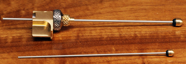 STONFO DETACHED PIN SET--fly tying tool