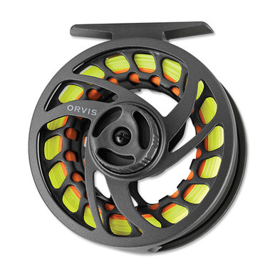 Orvis Clearwater Large Arbor Fly Reel NEW