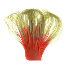 Wapsi Barred Fire Tip Sili Legs (Olive/Red)