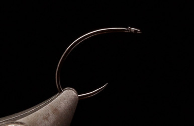 Kona BC4 Curved Nymph Stonefly Klink Barbless Fly Tying Hook