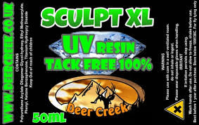 Deer Creek UV Sculpt Resin