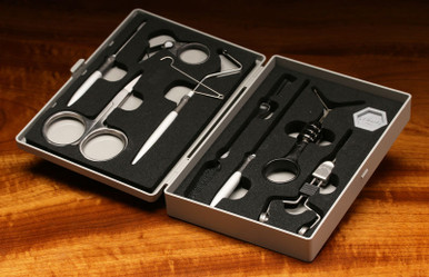 Stonfo Travel Fly Tying Tool Set
