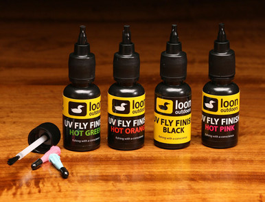 Loon Outdoors UV Colored Fly Finish Resin