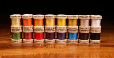 54 Dean Street Ephemera Pure Silk Fly Tying Thread