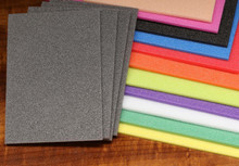 Upavon Premium Fly Tying Foam Sheets
