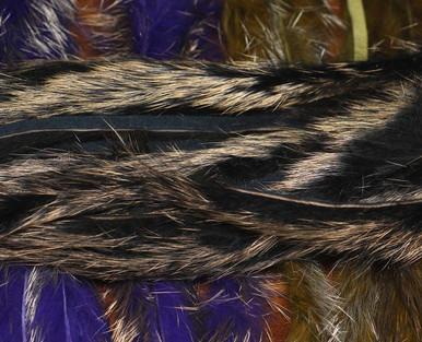 Hareline Shimmer Rabbit Strips
