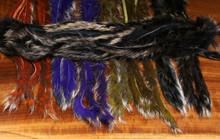 Hareline Crosscut Shimmer Rabbit Strips