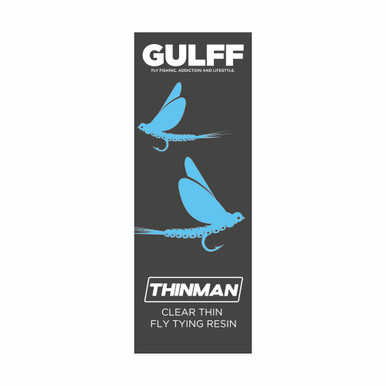 Gulff Thinman UV Resin- 15ml