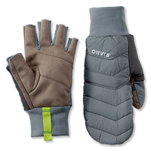 Orvis Pro Insulated Convertible Fleece Mitts