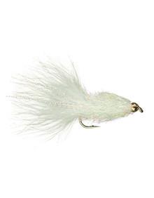 Montana Fly Coffey's Sparkle Minnow (Pearl Gold)