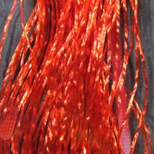 Hareline Small Life Flex- Red