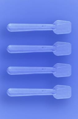 Cristal Clear Gelato Spoons