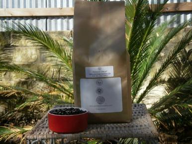 Decaf 100% JBM Coffee in biotre bag - 2lb. size