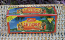 Ginger Tea from Caribbean Dreams - strongly gingery!