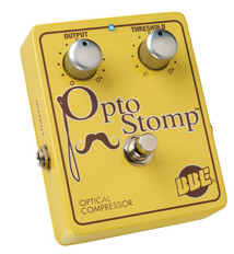 BBE Opto Stomp Effects Pedal