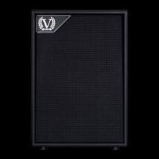 Victory V212VV 2x12 Closed Back Cabinet with 2x Celestion Vintage 30 in Black