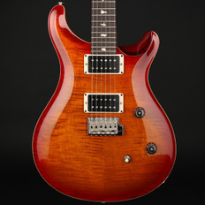 PRS CE24 Classic Electric in Dark Cherry Sunburst, 85/15 Pickups, Pattern Thin Neck with Gigbag