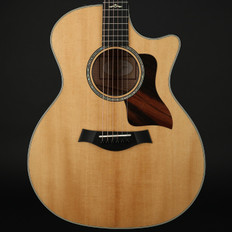 Taylor 614ce Grand Auditorium Cutaway, ES2 with Case