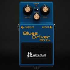 Boss BD2W WAZA Craft Blues Driver Pedal