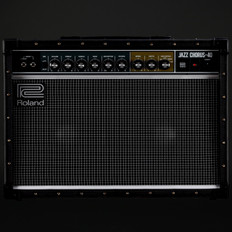 "Roland JC-40 Jazz Chorus Stereo 40W 2x10"" Amplifier"