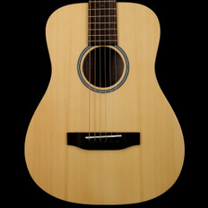 Sigma TM-12E Electro Acoustic Travel Guitar, Solid Top with Gigbag