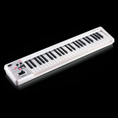 Roland A49WH Midi Keyboard Controller in Pearl White