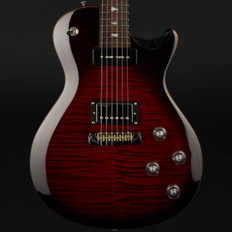 PRS SE Chris Robertson Signature in Black Stone Cherry Burst with Gigbag