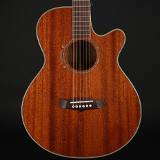Tanglewood Sundance Performance Pro X47-E All Solid Mahogany Superfolk Cutaway Electro Acoustic in Antique Violin Gloss