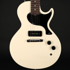 Gordon Smith GS1 Single Cut in Solid White with Gig Bag #17056
