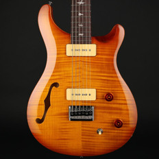 PRS SE 277 Semi-Hollow Soapbar in Vintage Sunburst (2017) with Gig Bag