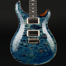 PRS Custom 24 Ltd in River Blue with Pattern Thin Neck, 58/15 Pickups #242165
