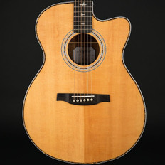 PRS SE Angelus AE40E Cutaway Electro Acoustic with Hard Case