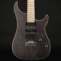 Vigier Excalibur Ultra Blues HSS in Black Diamond Matte with Case #160104