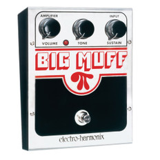 Electro Harmonix Big Muff Pi (Classic) Distortion/Sustainer Pedal