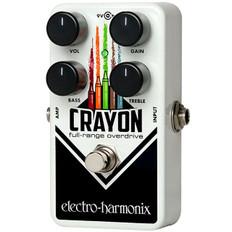 Electro Harmonix Crayon 69 Full Range Overdrive Pedal