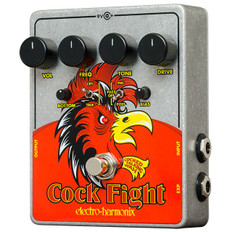Electro Harmonix Cock Fight Cocked Talking Wah Pedal