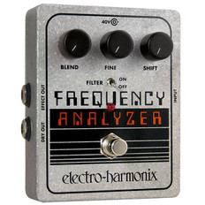 Electro Harmonix Frequency Analyzer Ring Modulator Pedal