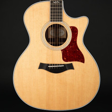 Taylor 414ce-R Rosewood Grand Auditorium Cutaway, ES2 with Case