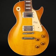 Gibson Custom Shop Historic '58 Les Paul Standard in Honey Lemon Fade VOS #88300